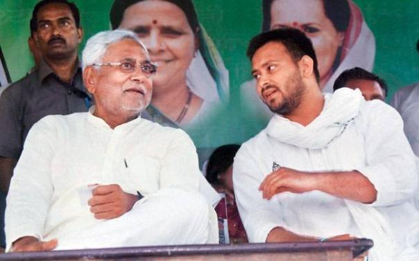 Tejashwi Yadav Mocks Nitish Kumar Over AK-47