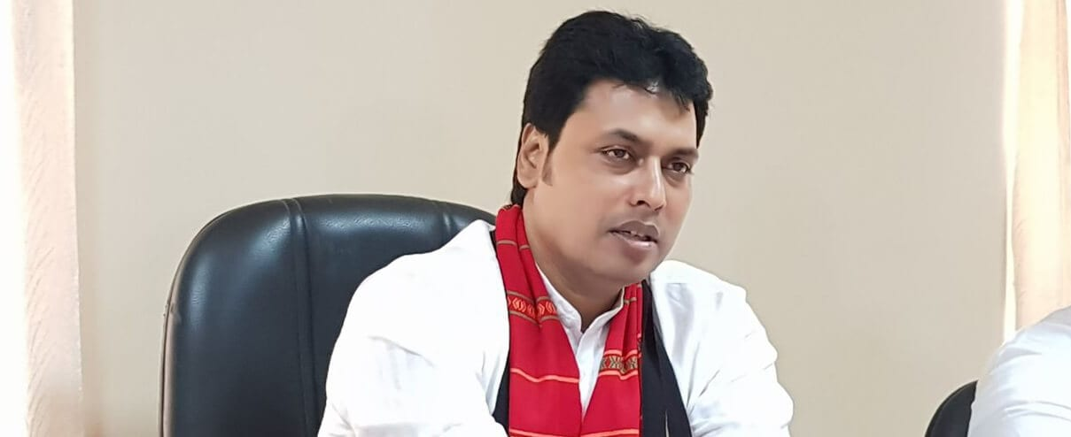 Chief Minister Biplab Deb and BJPs Mass Cheating Exposed in Tripura