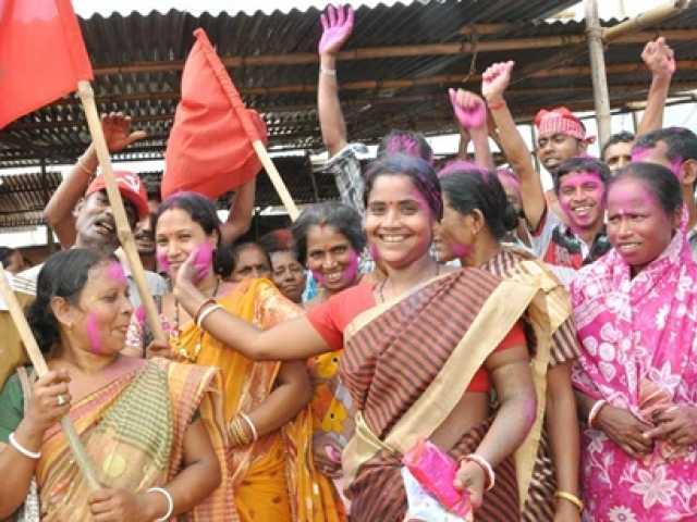 Tripura Bharatiya Janata Party Secures a Clean Sweep in Gram Panchayat Polls
