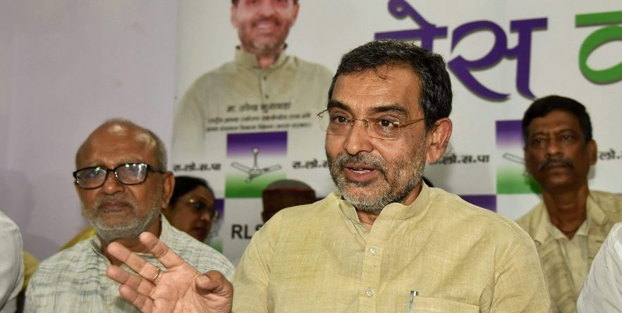 We are with National Democratic Alliance: RLSP chief Upendra Kushwaha