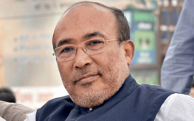 """Manipur Chief Minister Enjoys the Fame of """"3rd Best Chief Minister"""""""