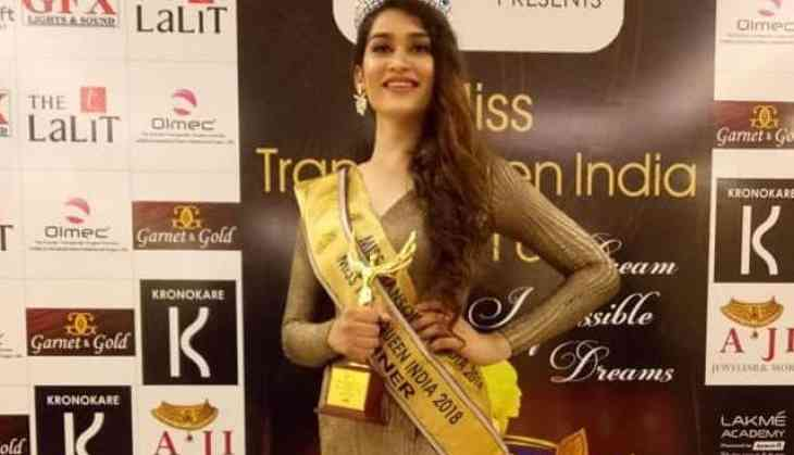 India gets her First Trans beauty Queen: Veena Sendre from Chhattisgarh