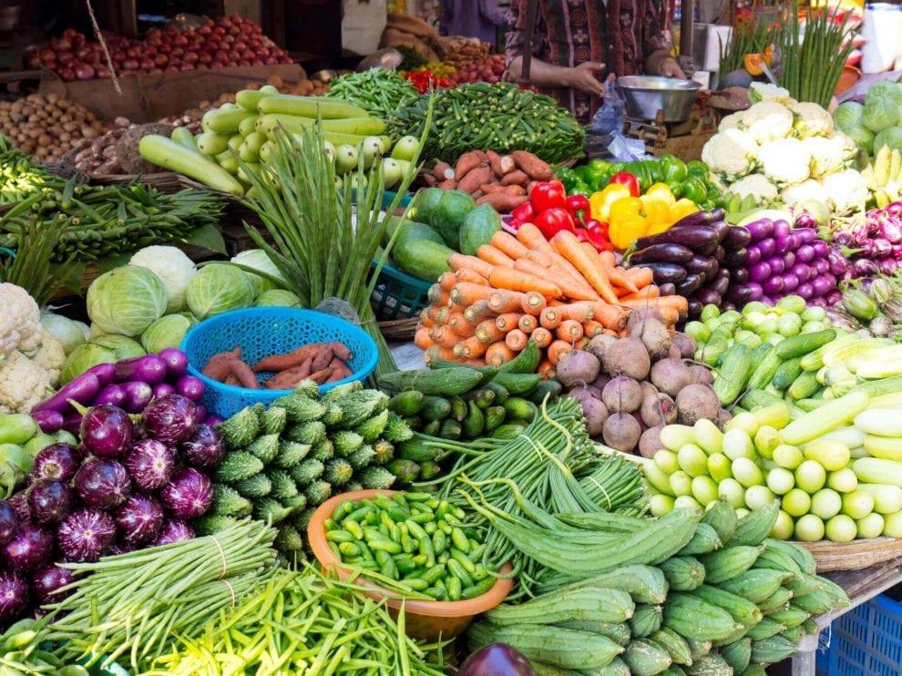 Northeast vegetables & fruits find buyers in European