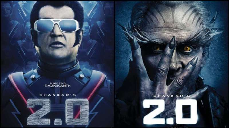 The Most Expensive Indian Project Ever Rajinikanth And Akshay Kumar Starrer 2.0 Trailer Launched At Chennai