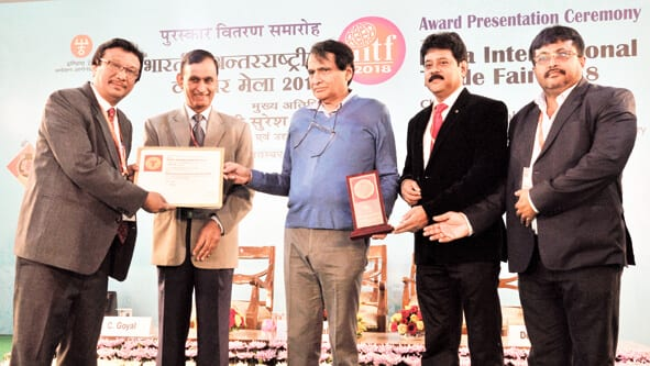 Assam pavilion shines again in IITF, 2018