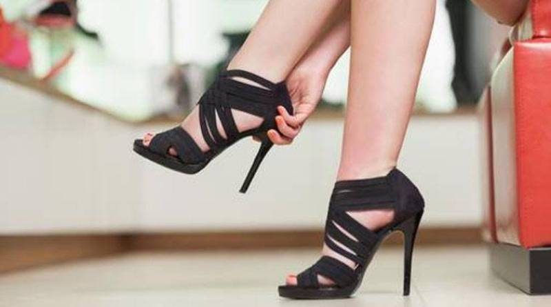 AIIMS: Wearing High Heels Can Cause Major Joint Problems