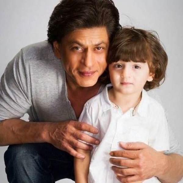 AbRam Khan is One Happy Prince: Shah Rukh Khan On Son
