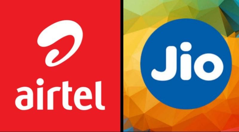 Airtel Tops Download Speed, Reliance Jio Leads in 4G Availability' Say Report
