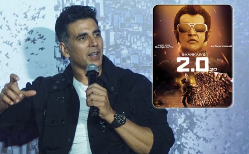 Planet Does Not Belong Only To Humans, 2.0 Leaves a Global Message, Says Akshay Kumar