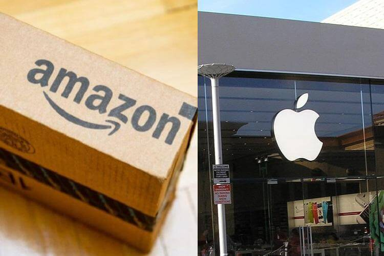 'Amazon, Apple Deal Win-Win Game for Both' Says Counterpoint
