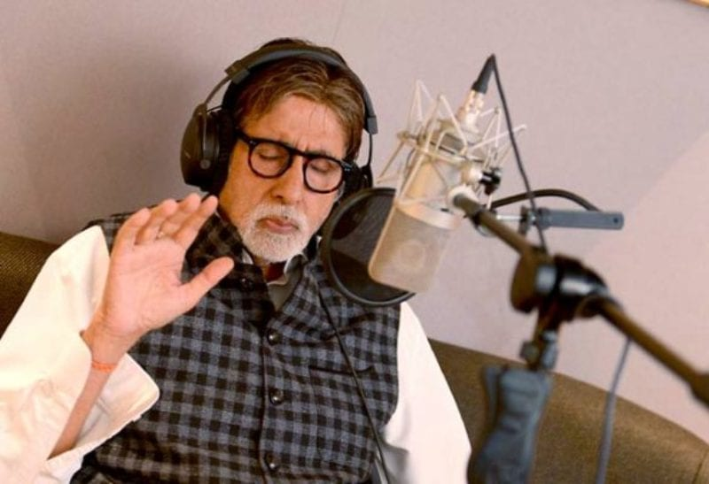 Amitabh Bachchan Sings Lullaby in Thugs Of Hindostan
