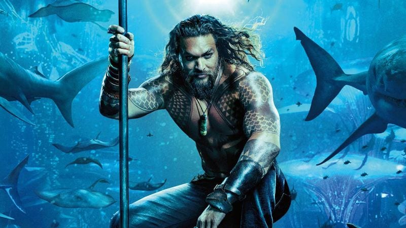 Aquaman Sets History As It Becomes The Top Pre-Seller Breaking Avenger Infinity War