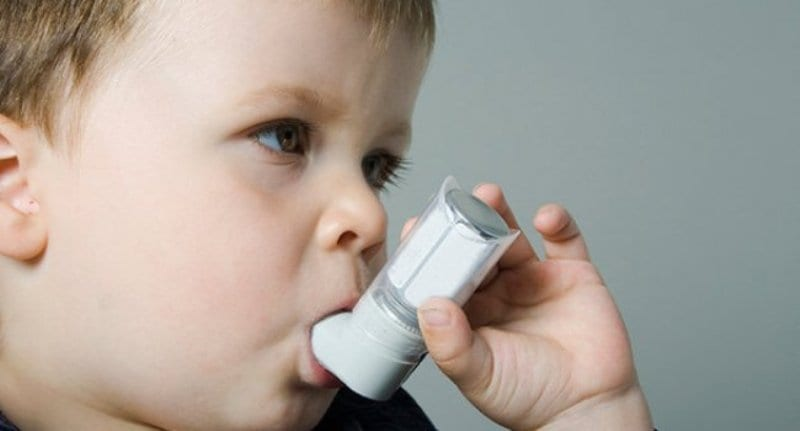 Study Finds Obese Children Are At a Greater Risk of Asthma Than Healthy Weighing Kids