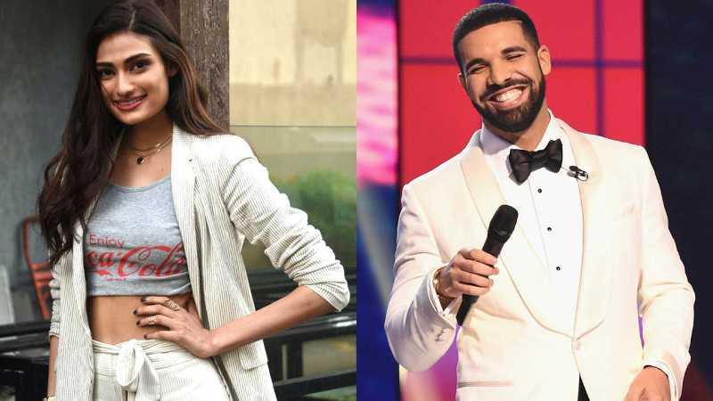 Drakes Birthday Wish To Athiya Shetty, Says He Has Watched Mubakaran Thrice