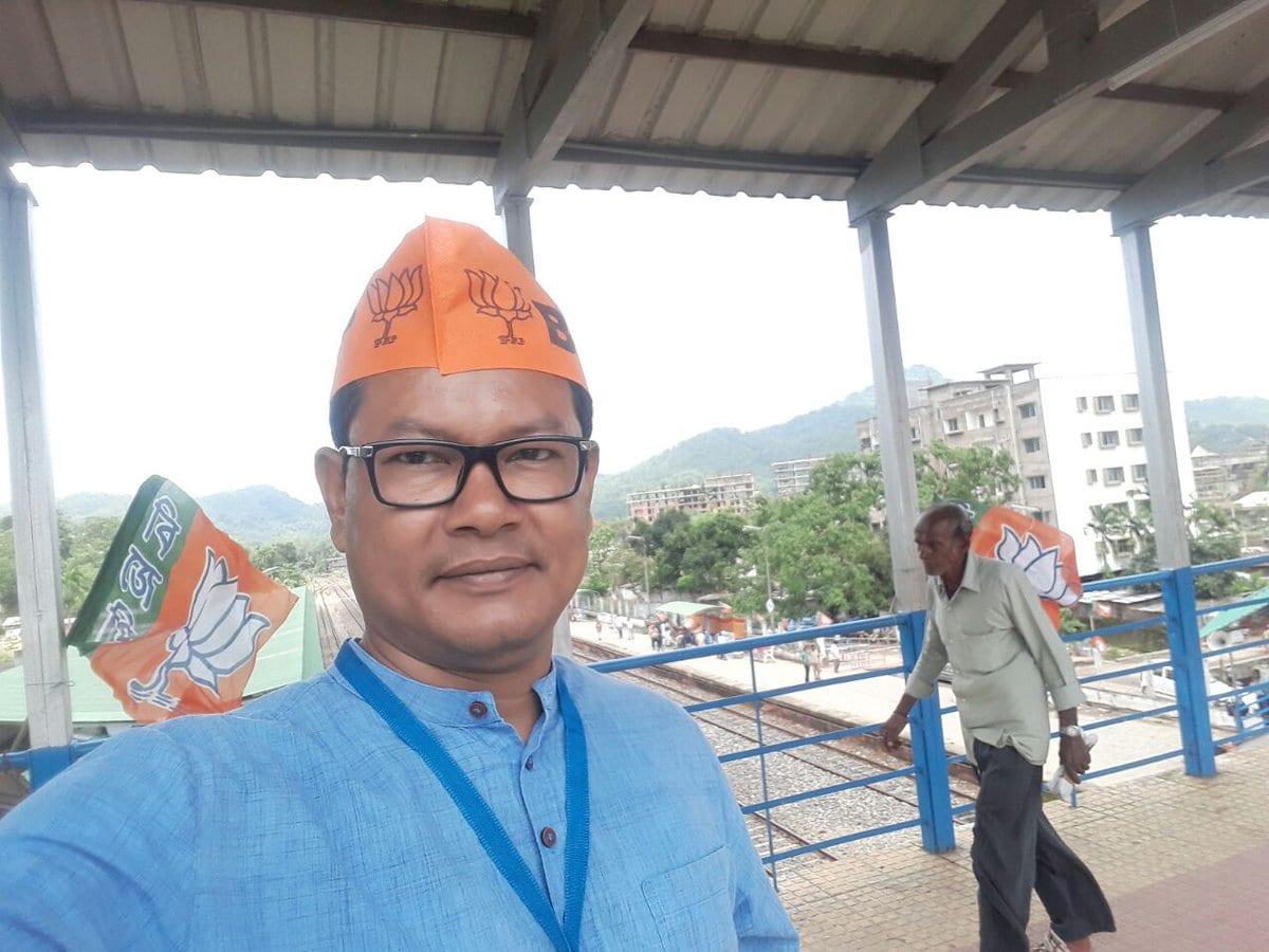 Congress unrolled red carpet for illegal Bangladeshis: Bharatiya Janata Party (BJP)