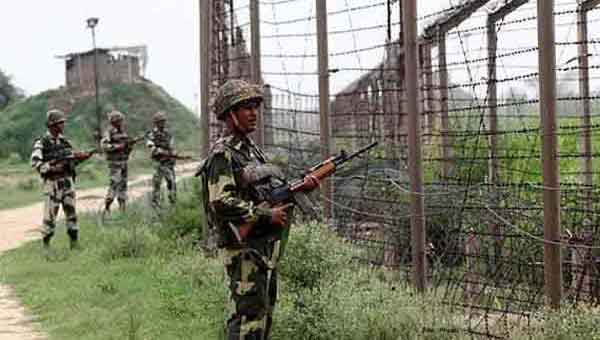 Role of BSF at Purakhasia Border in South West Garo Hills !