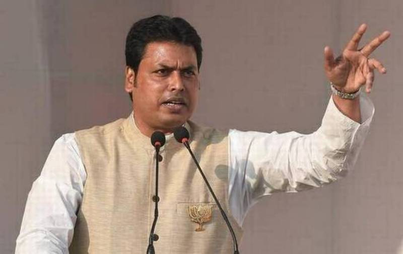 Hynniewtrep Youth Council condemns Biplab Kr Deb's Statement