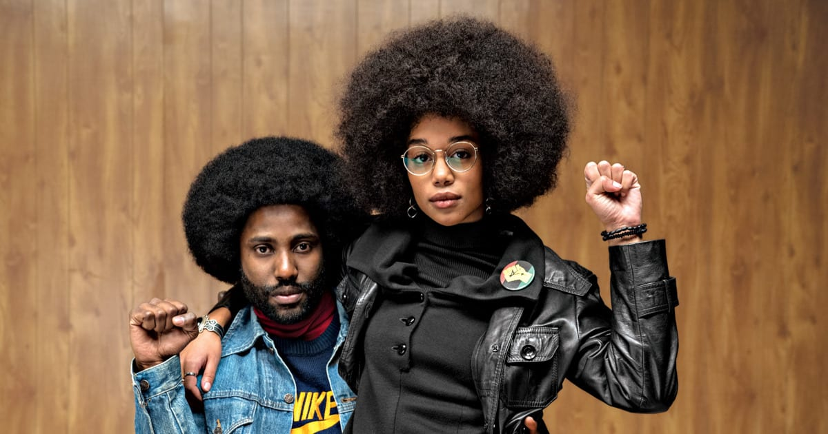 FILM REVIEW: BlacKkKlansman