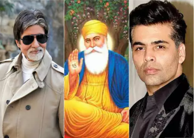 Bollywood celebrities Pray for Peace, Love on Gurpurab