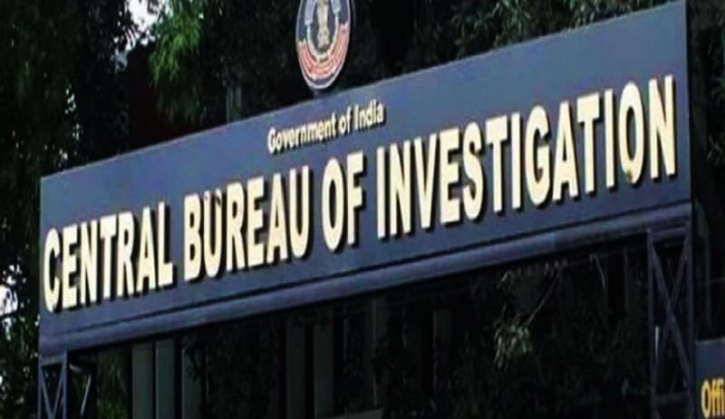 CBI launches raid in connection with ONGC Scam