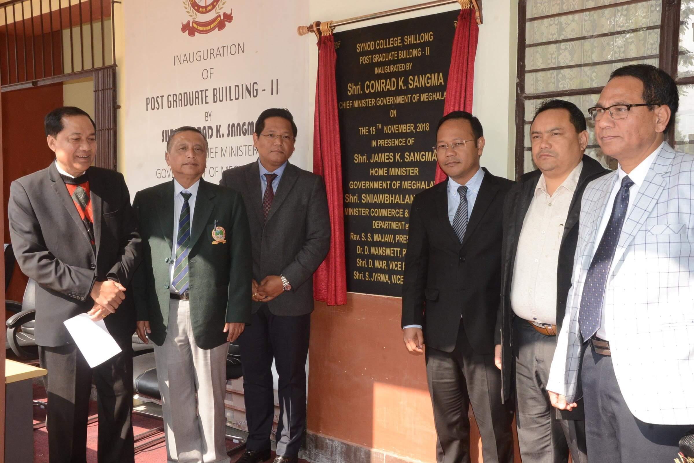 Meghalaya CM Conrad K Sangma Highlights Importance of Education