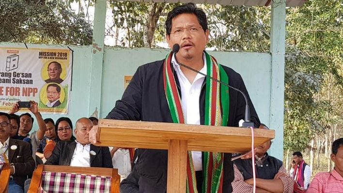 No question of disbanding high-level committee: Meghalaya CM Conrad K Sangma