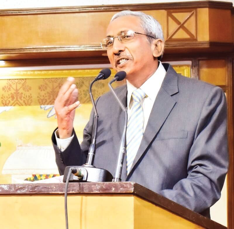 India yet to meet aspirations of freedom fighters: Justice  Adarsh Kumar  Goel
