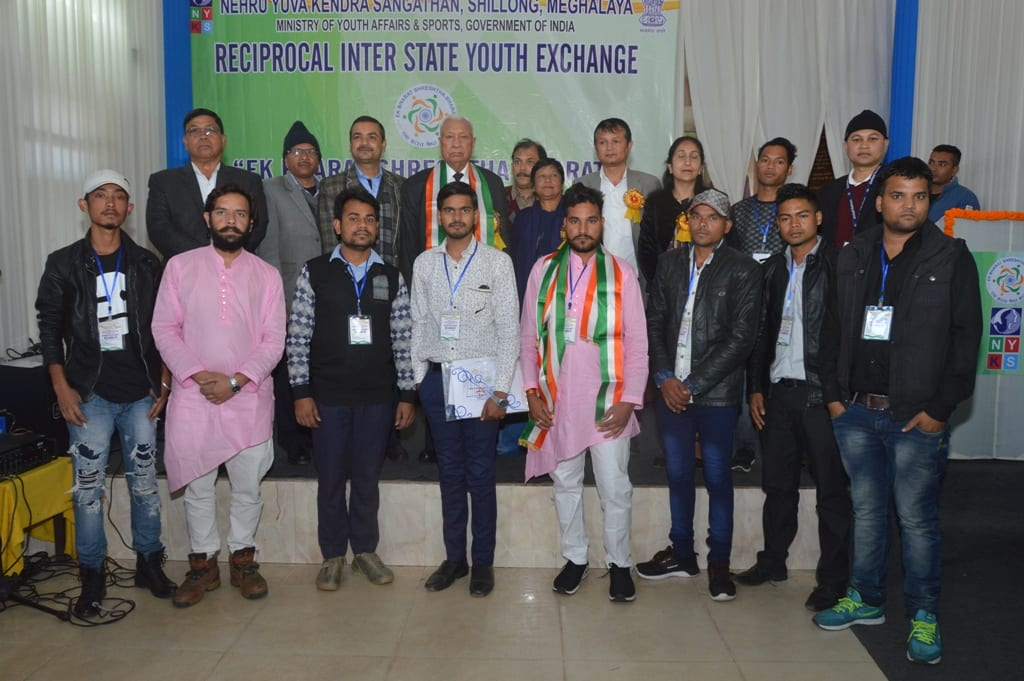 Make multi-cultural fabric stronger: DD Lapang to youth