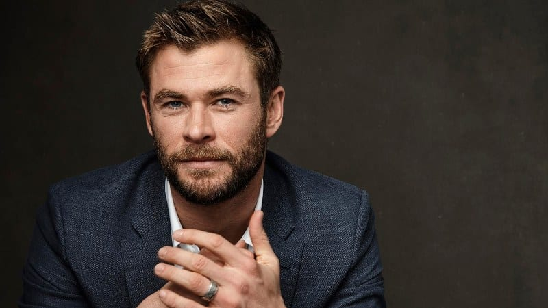 Avengers Star Chris Hemsworth Relishing his India Trip
