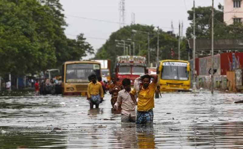 Cyclone Gaja: Red Alert Issued for Areas in Coastal Tamil Nadu