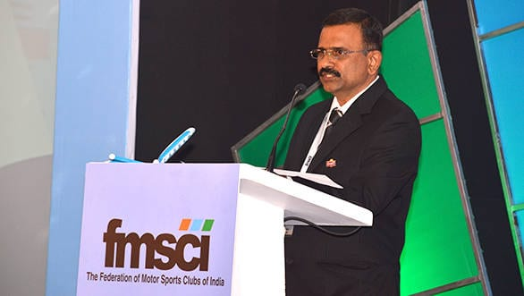 Prithiviraj elected Federation of Motor Sports Clubs of India (FMSCI) President