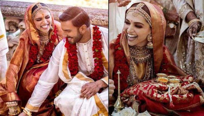 Deepika Padukones Wedding Saree Was Not Designed by Sabyasachi - Read details