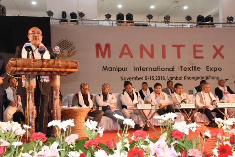 First Manipur International Expo Gets Underway at Imphal