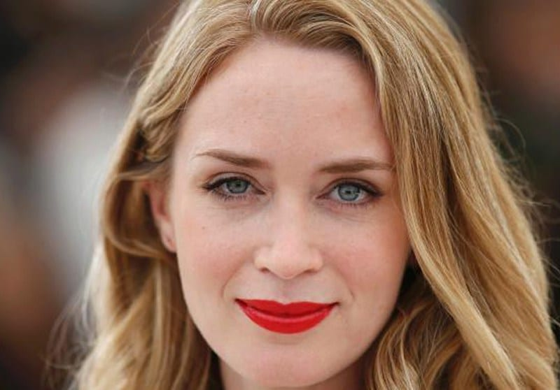 Emily Blunt Flaunts Mary Poppins Look for Magazine Cover
