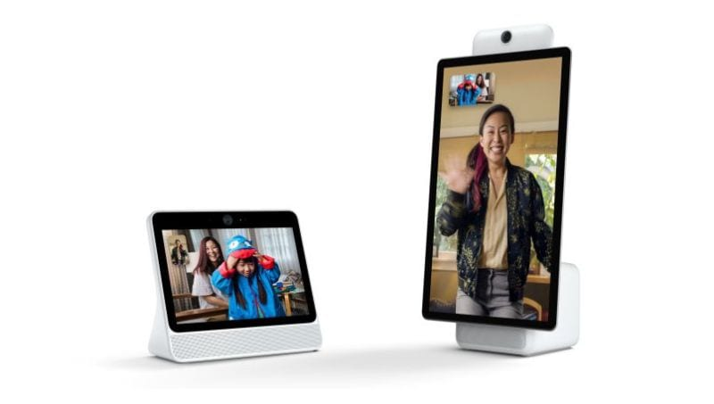 Facebook Starts Selling Portal Video Chat Devices in US