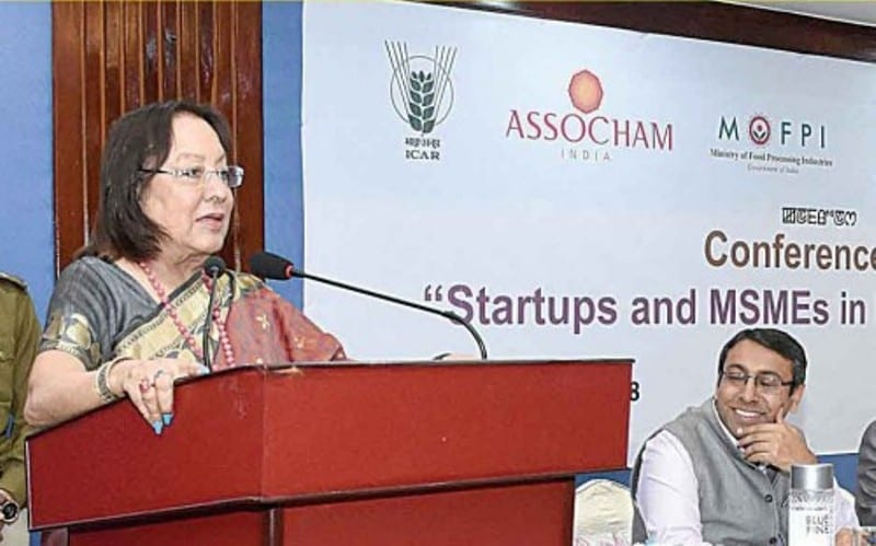 Imphal: Conference on Startups and MSMEs in Food Processing Organised