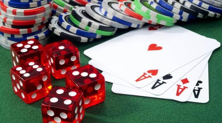Three held for gambling at Katalasuwa Gaon in Demow