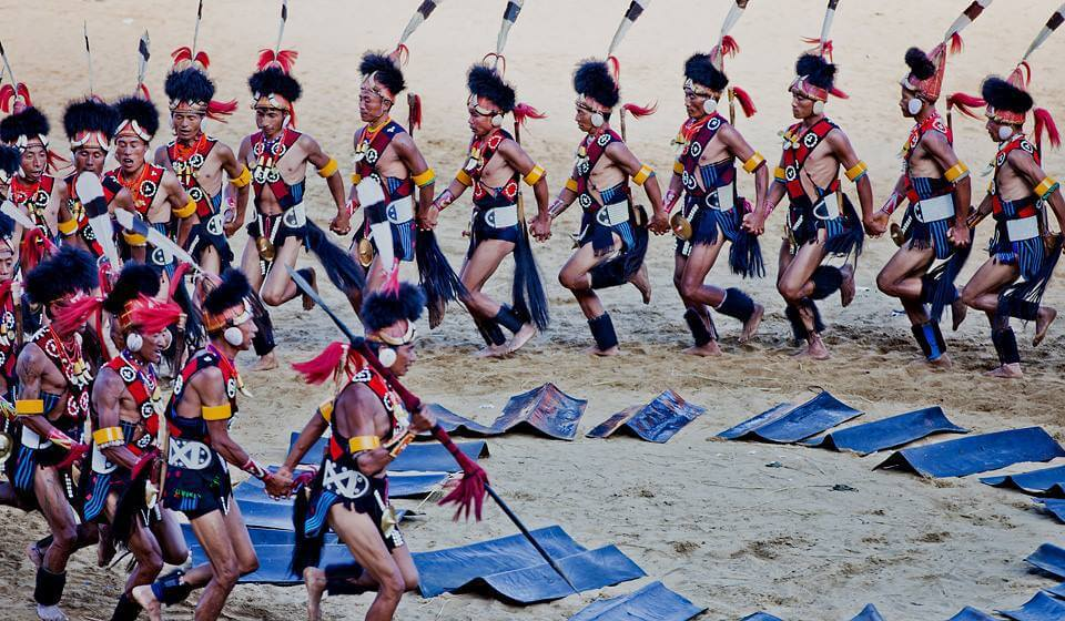 The Hornbill Festival is here: Are you game?