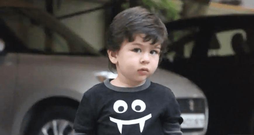 The Cutest Celebrity Guests at Arpita Khan's Halloween party: Check Out Taimur Ali Khan, Yash and Roohi Johar Pic