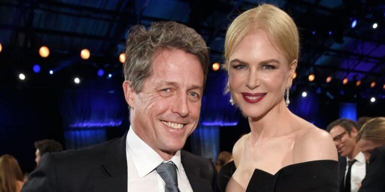 Hugh Grant Joins Nicole Kidman in The Undoing