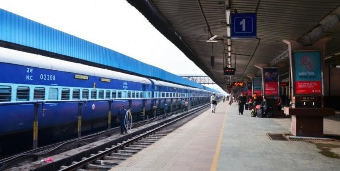 N F Railway to run Four Special Trains on Dec 25