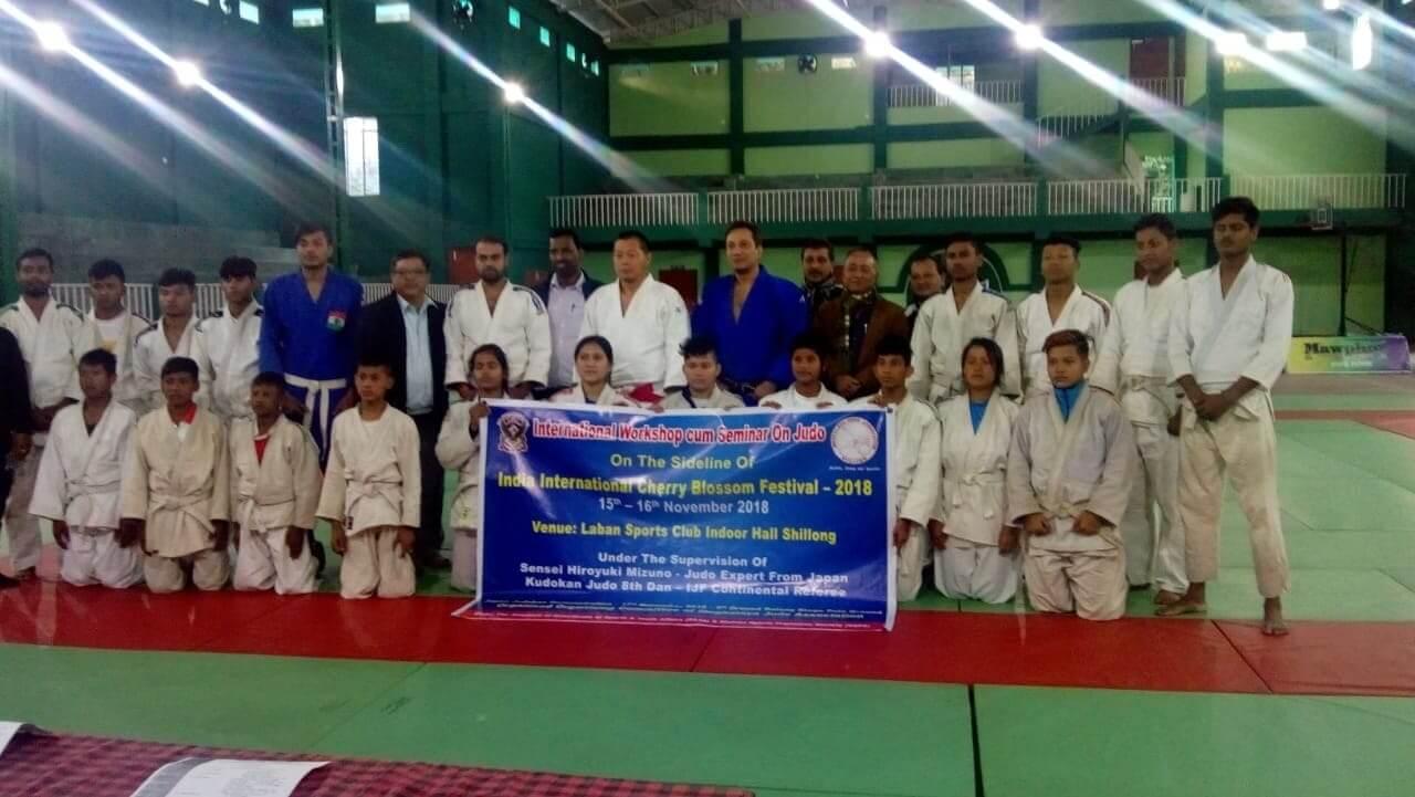 International Workshop cum Seminar held at Shillong