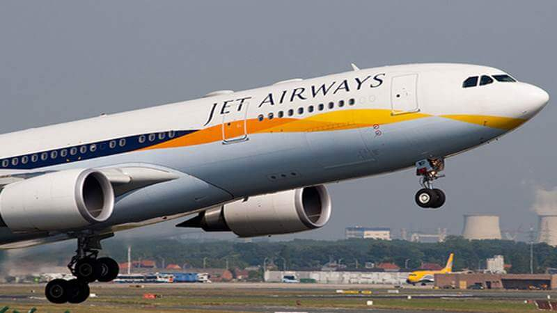 Jet Airways Receives Payment Delay Notice From Aircraft Lessors