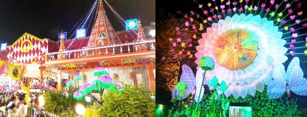 Kali Puja festivities in full swing at Silchar
