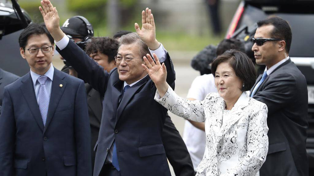 South Korean First Lady to Visit India