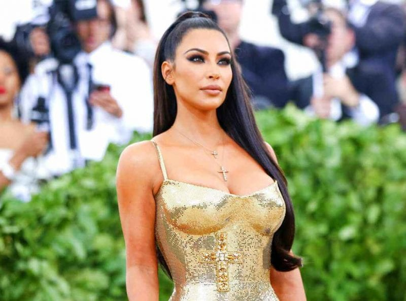 Kim Kardashian Makes Online Appeal To Help Rehouse Ex-Prisoner