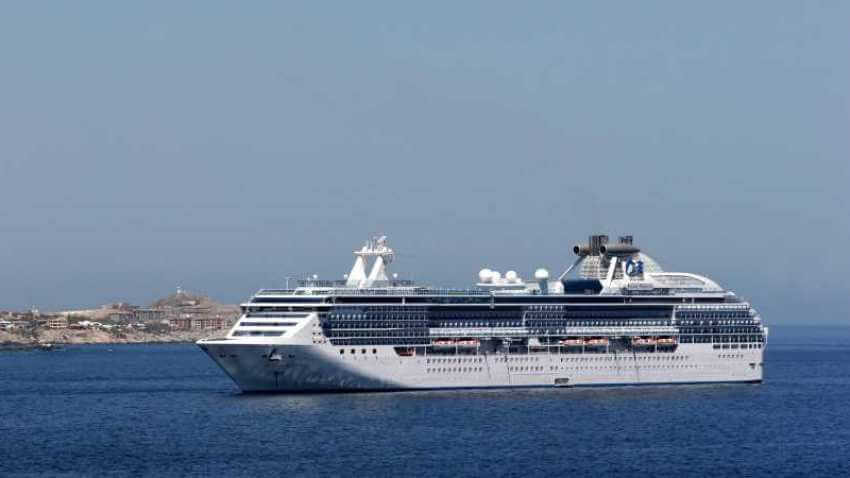 Thousands of stranded cruise ships' crew to land in Mumbai
