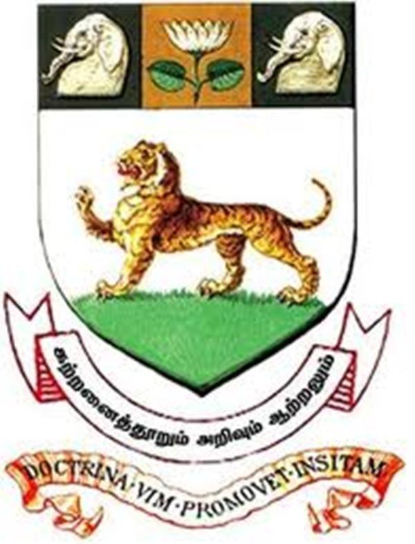 Madras University Jobs 2018 For University Research Fellowship Vacancy for M.Sc, M.E/M.Tech