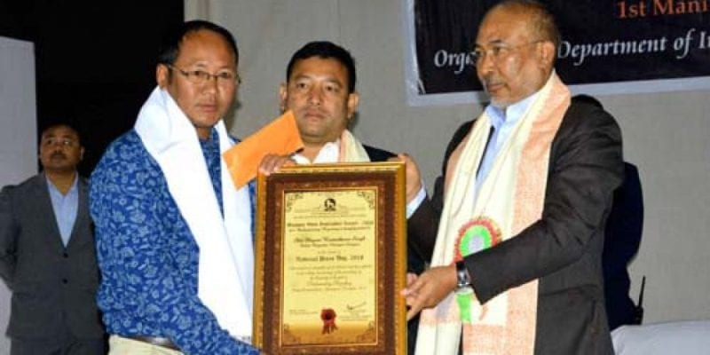 Manipur: Eight Journalist conferred with the