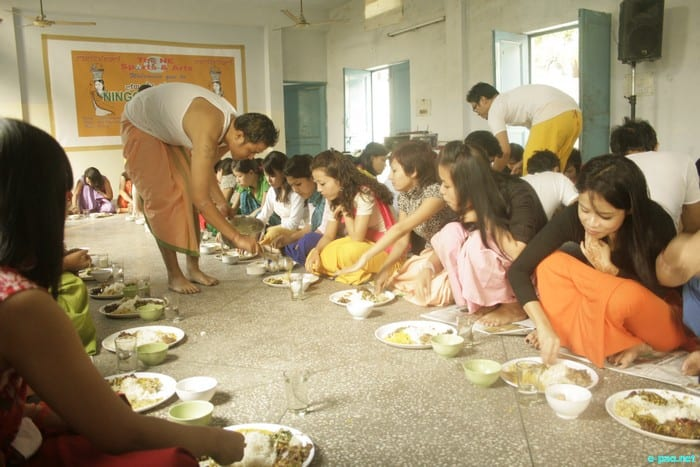 Manipur Celebrates Bonding of Siblings with NingolChakouba Festival